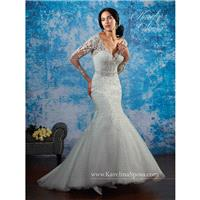 Karelina Sposa STYLE S16-C8080 -  Designer Wedding Dresses|Compelling Evening Dresses|Colorful Prom