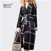 Slimming Curvy Over Knee Coat - Bonny YZOZO Boutique Store