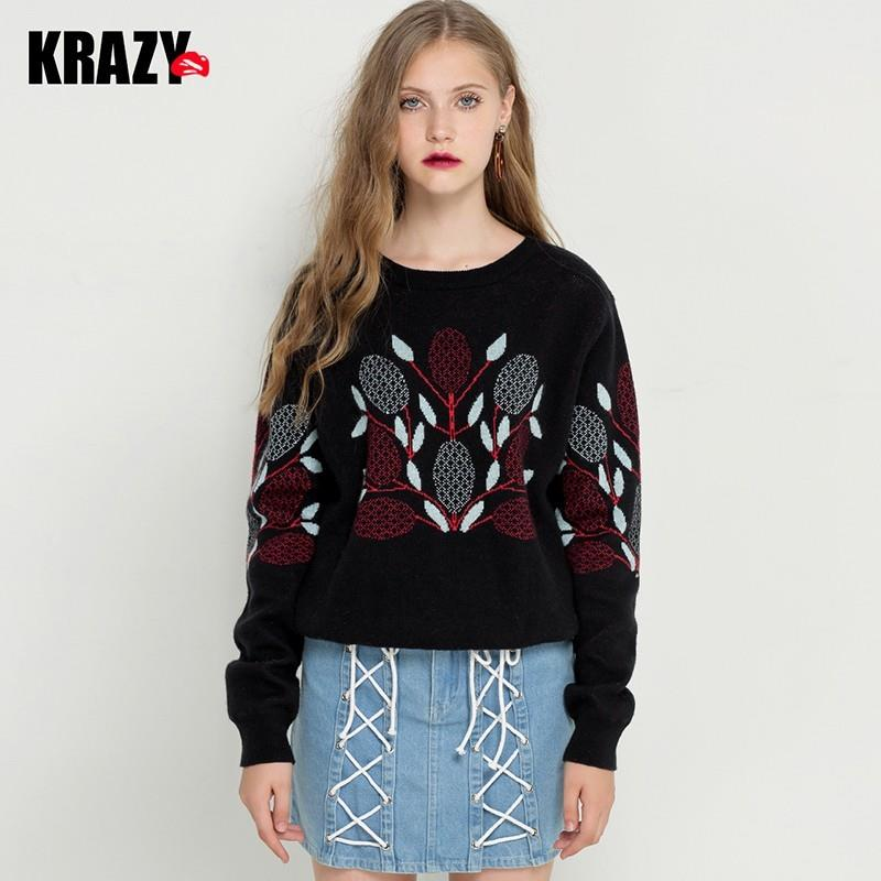 wedding, Elegant Vintage Art Casual Knitted Sweater Sweater - Bonny YZOZO Boutique Store