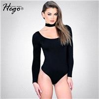 Sexy Slimming Halter High Waisted Summer 9/10 Sleeves Tight Jumpsuit Short Basics - Bonny YZOZO Bout