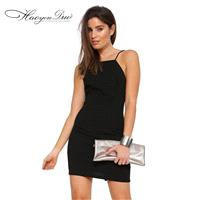 Sexy Halter One Color Backpack Dress Skirt - Bonny YZOZO Boutique Store
